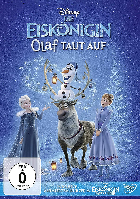 Die Eiskönigin Olaf Taut Auf Dvd