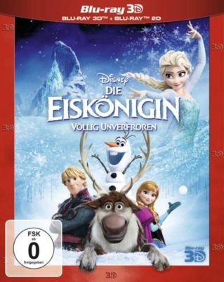 Die Eiskönigin: Völlig unverfroren - 3D-Version