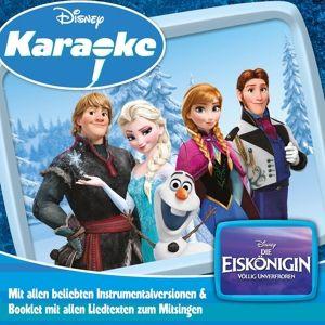 Die Eiskönigin - Völlig Unverfroren (Frozen), Disney Karaoke Series