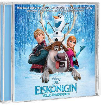 Die Eiskönigin - Völlig unverfroren (Frozen) (Original Soundtrack), Diverse Interpreten