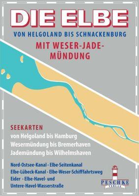 Die Elbe von Helgoland bis Schnackenburg mit Weser-Jademündung 2018