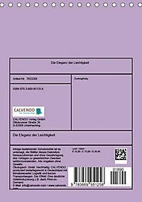 Die Eleganz der Leichtigkeit (Tischkalender 2019 DIN A5 hoch) - Produktdetailbild 13