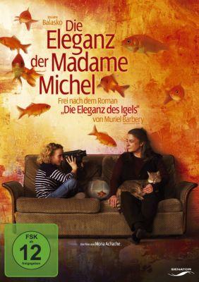 Die Eleganz der Madame Michel, DVD, Muriel Barbery