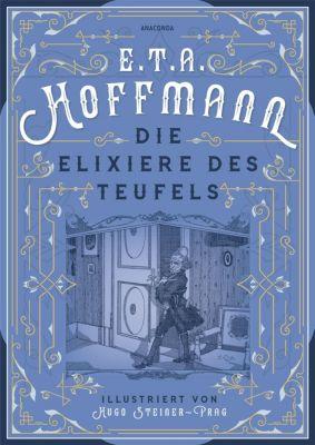 Die Elixiere des Teufels, E. T. A. Hoffmann