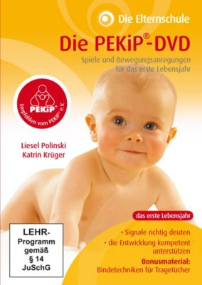 Die Elternschule - PEKiP, Liesel Polinski, Katrin Krüger