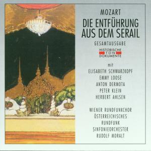 Die Entführung Aus Dem Serail, Wiener Rundfunkorch., Österreic