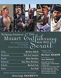 Die Entführung aus dem Serail, 1 DVD - Produktdetailbild 1