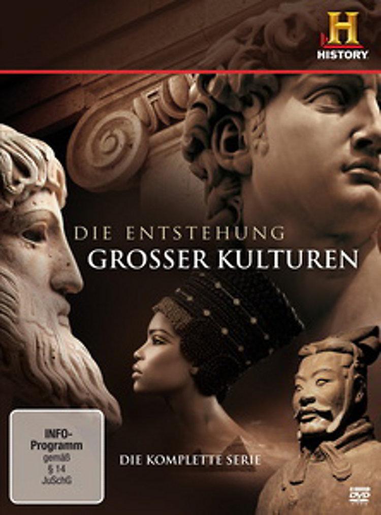 Die Entstehung GroГџer Kulturen
