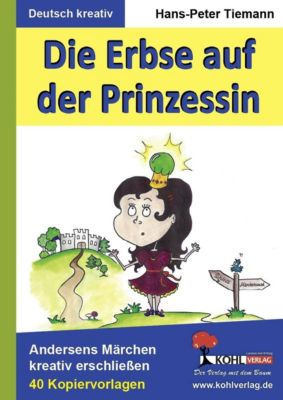 Die Erbse auf der Prinzessin, Hans-Peter Tiemann