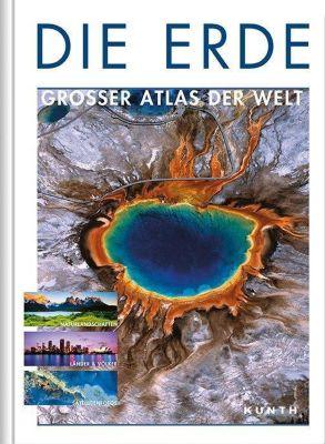Die Erde - Großer Atlas der Welt -  pdf epub