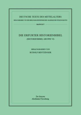Die Erfurter Historienbibel