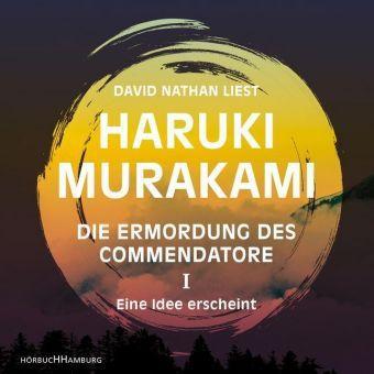 Die Ermordung des Commendatore - Eine Idee erscheint, 12 Audio-CDs, Haruki Murakami