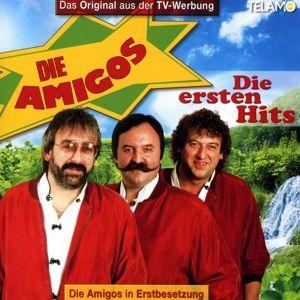 Die ersten Hits, Die Amigos