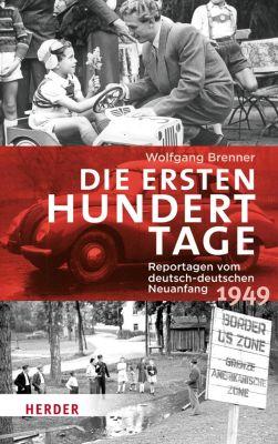 Die ersten hundert Tage, Wolfgang Brenner