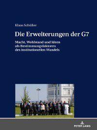 Die Erweiterungen der G7, Klaas Schüller