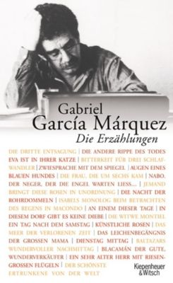 Die Erzählungen, Gabriel García Márquez