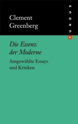 clement greenberg essays Avant-garde and kitsch clement greenberg this is greenberg's breakthrough essay from 1939.