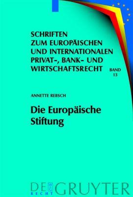 Die Europäische Stiftung, Annette Rebsch