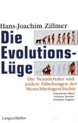 Die Evolutionslüge, Hans-Joachim Zillmer