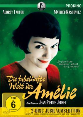 Die fabelhafte Welt der Amélie, Audrey Tautou, Mathieu Kassovitz