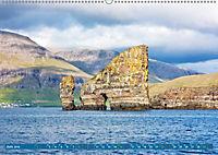 Die Färöer: Dänemarks Inseln im Nordatlantik (Wandkalender 2019 DIN A2 quer) - Produktdetailbild 6