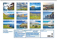 Die Färöer: Dänemarks Inseln im Nordatlantik (Wandkalender 2019 DIN A2 quer) - Produktdetailbild 13