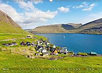 Die Färöer: Dänemarks Inseln im Nordatlantik (Wandkalender 2019 DIN A2 quer) - Produktdetailbild 5