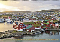 Die Färöer: Dänemarks Inseln im Nordatlantik (Wandkalender 2019 DIN A2 quer) - Produktdetailbild 4