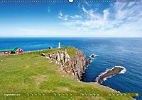 Die Färöer: Dänemarks Inseln im Nordatlantik (Wandkalender 2019 DIN A2 quer) - Produktdetailbild 9