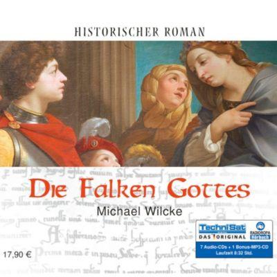 Die Falken Gottes (Ungekürzt), Michael Wilcke