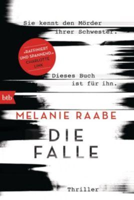 Die Falle, Melanie Raabe