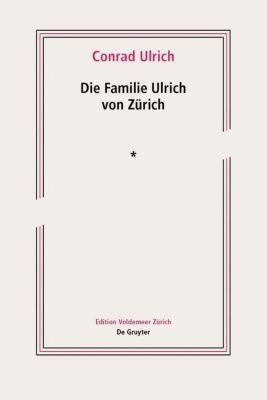 Die Familie Ulrich von Zürich, Conrad Ulrich