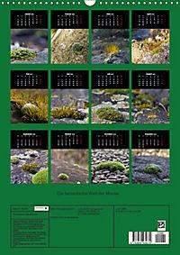 Die fantastische Welt der Moose (Wandkalender 2019 DIN A3 hoch) - Produktdetailbild 13