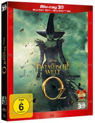 Die fantastische Welt von Oz - 3D-Version