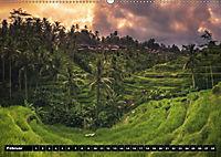 Die Farben Balis (Wandkalender immerwährend DIN A2 quer) - Produktdetailbild 2