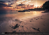 Die Farben Balis (Wandkalender immerwährend DIN A2 quer) - Produktdetailbild 1