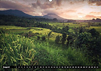 Die Farben Balis (Wandkalender immerwährend DIN A2 quer) - Produktdetailbild 8