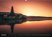 Die Farben Balis (Wandkalender immerwährend DIN A2 quer) - Produktdetailbild 12