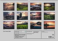 Die Farben Balis (Wandkalender immerwährend DIN A2 quer) - Produktdetailbild 13