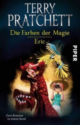 Die Farben der Magie - Eric - Terry Pratchett |