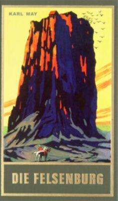 Die Felsenburg, Karl May