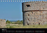 Die Festung von Salses (Tischkalender 2019 DIN A5 quer) - Produktdetailbild 3