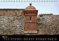 Die Festung von Salses (Tischkalender 2019 DIN A5 quer) - Produktdetailbild 5
