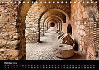 Die Festung von Salses (Tischkalender 2019 DIN A5 quer) - Produktdetailbild 10
