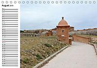 Die Festung von Salses (Tischkalender 2019 DIN A5 quer) - Produktdetailbild 8