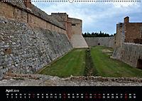 Die Festung von Salses (Wandkalender 2019 DIN A2 quer) - Produktdetailbild 4