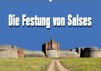Die Festung von Salses (Wandkalender 2019 DIN A2 quer), Thomas Bartruff