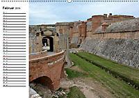 Die Festung von Salses (Wandkalender 2019 DIN A2 quer) - Produktdetailbild 2