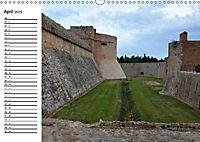 Die Festung von Salses (Wandkalender 2019 DIN A3 quer) - Produktdetailbild 4