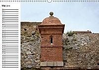 Die Festung von Salses (Wandkalender 2019 DIN A3 quer) - Produktdetailbild 5